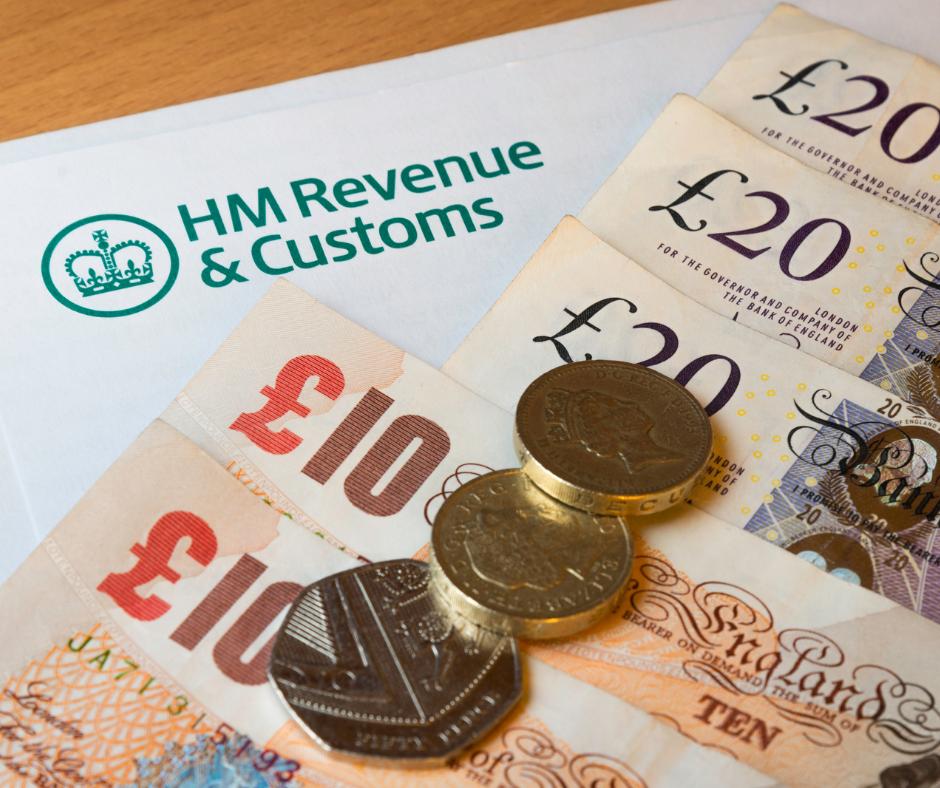 HMRC Personal Tax Account